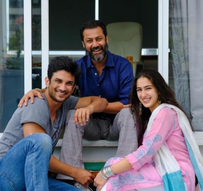 Debutant Sara Ali Khan to shoot underwater in Kedarnath