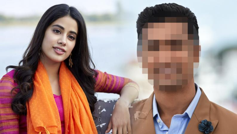 Jahnvi Kapoor revealed her secret crush, said 'wants to kiss him'