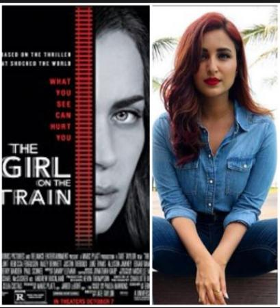 Parineeti Chopra confirmed  her Hindi remake of Hollywood thriller 'The Girl on the train'