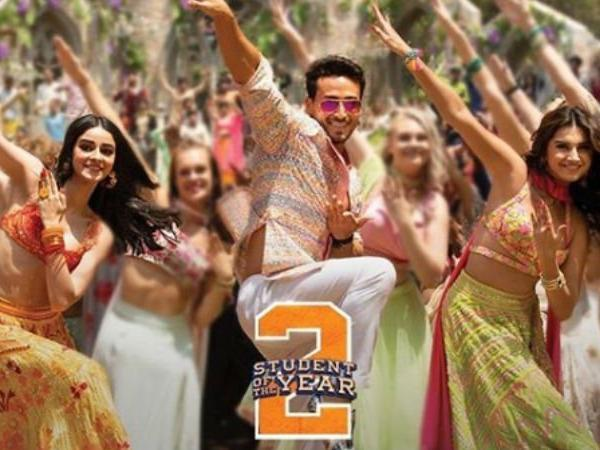 Student of the Year 2 song Mumbai Dilli Di Kudiyaan released