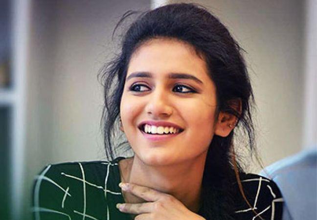 Priya Prakash Varrier signs her second Bollywood movie ,read on