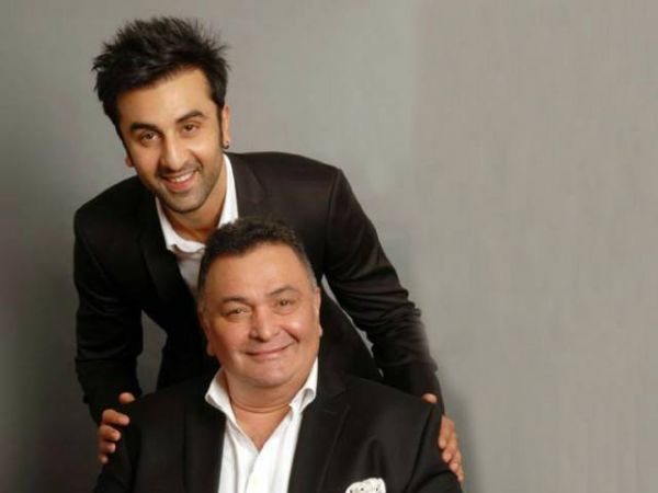 Rishi Kapoor wants Ranbir to get married to ............