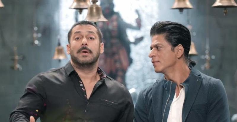 Wow Shah Rukh Khan, Salman Khan's this song to get a remake, read on