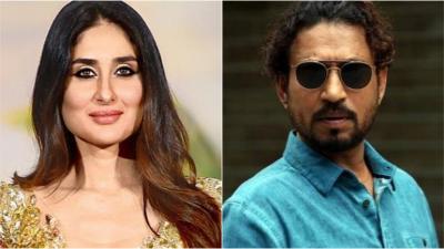 Kareena Kapoor Khan to play a cop in Irrfan Khan's Angrezi Medium