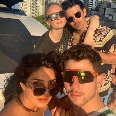 Jonas Brothers' upcoming album to feature songs inspired by Priyanka Chopra and Sophie Turner