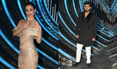 Malaika and Arjun have seen avoiding each other on stage of Nach Baliye 8