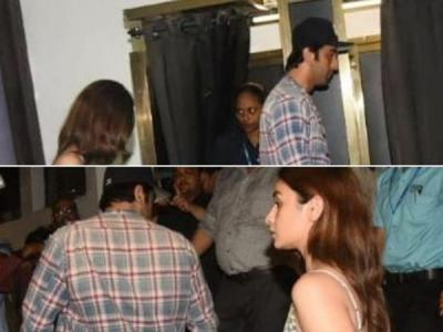 Ranbir Kapoor, Alia Bhatt watch Avengers: Endgame on date night