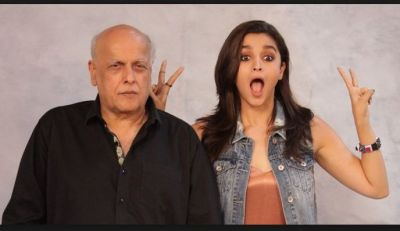 Alia Bhatt shares her experience on working with her Father on 'Sadak 2'; says won't be easy to…..