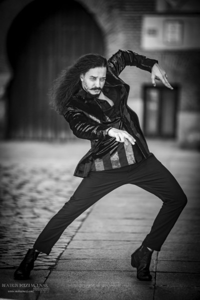 A Soulful Performer Kunal Om, The Multitalented flamenco Artist From India