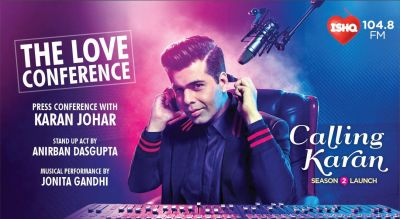 If you are a good actor then you must have a heartbreak : Karan Johar