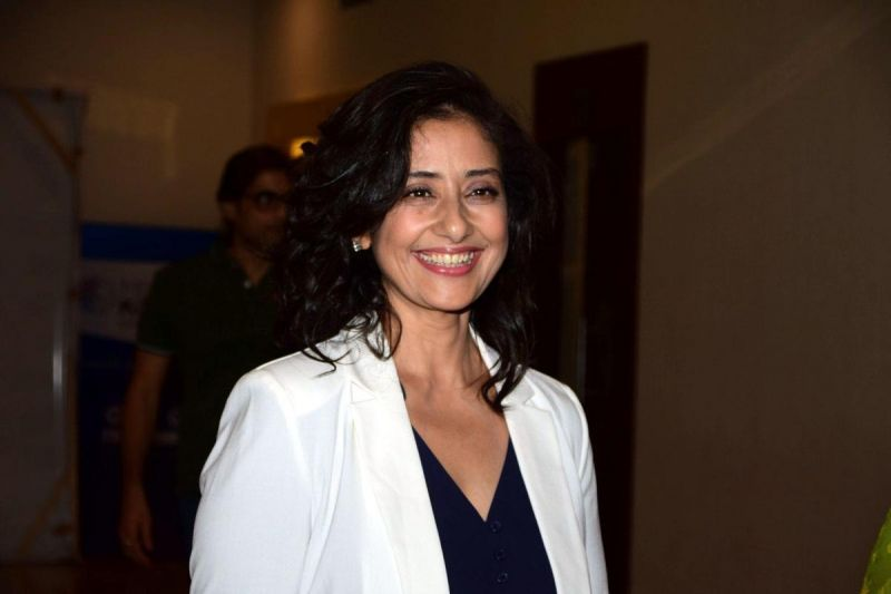 Manisha Koirala pen downs her first book 'The Book of Untold Stories '