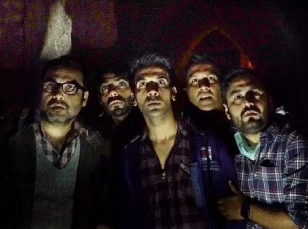 Rajkumar got scared of the bats during the shoot of Stree