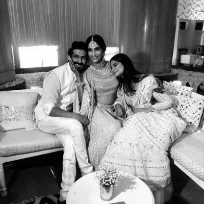 Sonam Kapoor talks about her siblings and their bond