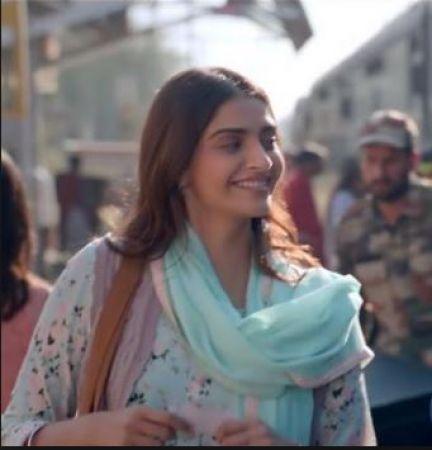 Sonan Kapoor Ahuja is lesbian in Ek ladki ko dekha to Aisa laga
