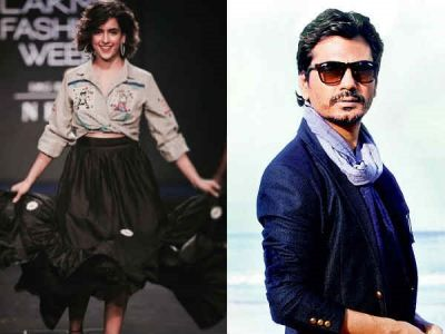 Sanya Malhotra will be seen opposite Nawazuddin Siddiqui in her next