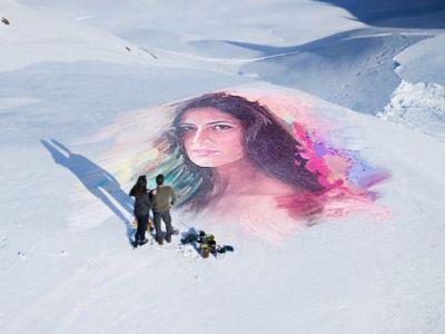 Salman khan Gift to Katrina kaif