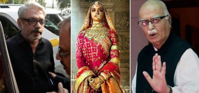 LK Advani Comes In Support Of Padmavati