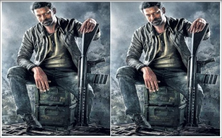 Prabhas is working in movie directed by Prashant Neil, Salar first look  release | NewsTrack English 1