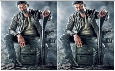 Prabhas is working in movie directed by Prashant Neil, Salar first look release