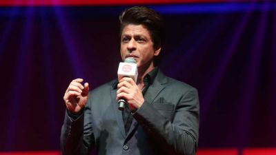 Shahrukh Khan raised his voice on Soldier Struggle