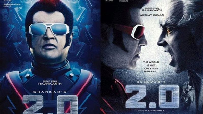 2.0 : Akshay Kumar-Rajinikanth starrer remains strong at the Box Office, tweets Taran Adarsh