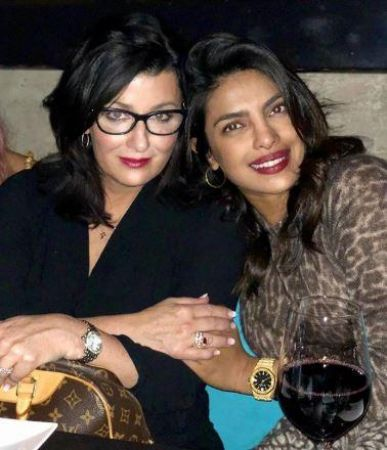 Priyanka Chopra's mother in law Denise Jonas shares  a heartfelt post to welcome her in family