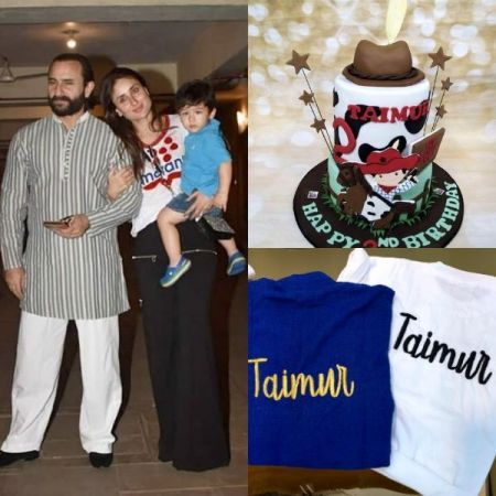Mommy Kareena hosts a pre-birthday party for son Taimur Ali Khan view pics and videos