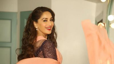 Madhuri Dixit rejects  reports of contesting 2019 Lok Sabha polls from BJP
