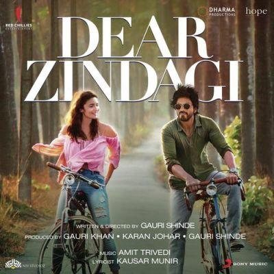 Alia & Srk starer 'Dear Zindagi,'  most streamed in 2017 songs on iTunes