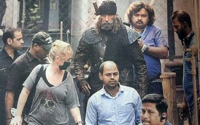 Thugs of Hindostan picture leaked