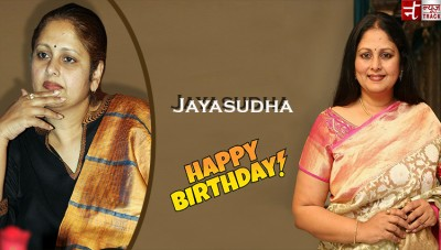 Tollywood Actress Jasudha celebrates her  birthday