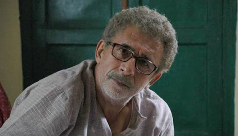 Naseeruddin Shah erupts storm asserting 'More importance being given to cow's death than a policeman'