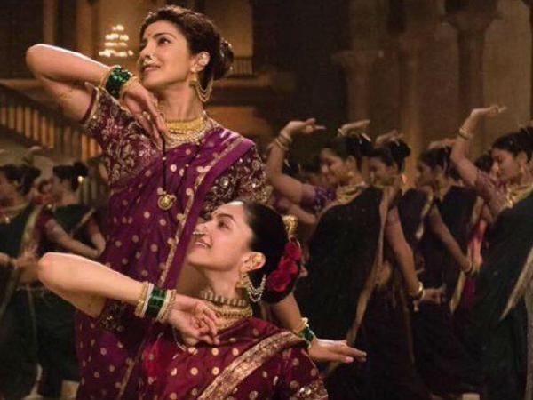Watch Video :Deepika Padukone with Priyanka Chopra dance on  Pinga  at Nickyanka's Mumbai reception