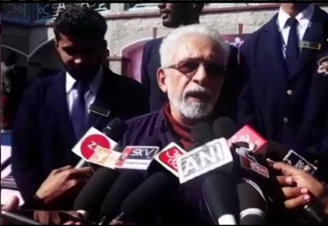Naseeruddin Shah on his controversial statement - I am being termed as a traitor?
