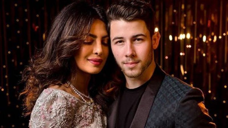 Priyanka Chopra and Nick Jonas look like a made for each othe in new wedding reception pic