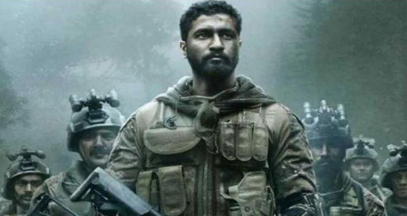 Uri song Challa is out : Get ready to listen this motivating song on the loop