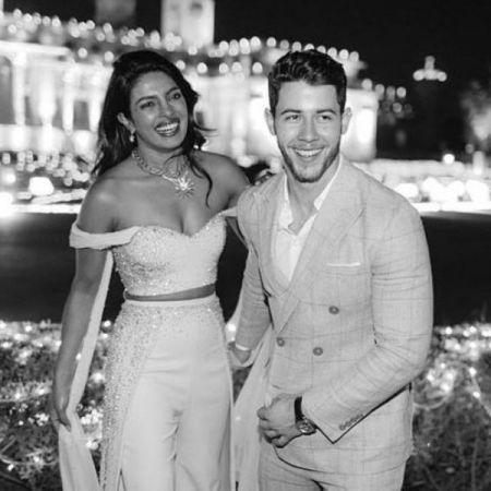 PICS- Priyanka Chopra and Nick Jonas spreading love in these BLACK and WHITE snaps