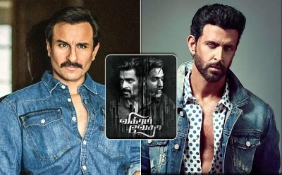 Tamil super hit Vikram vedha to feature Hrithik and Saif in Hindi remake