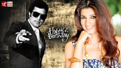 Happy Birthday to Bollywood's kaka and his lovely daughter Twinkle Khanna: See duo's flashback pics here