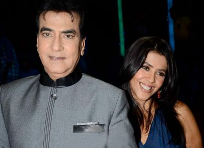 'I can die peacefully now' says Jeetendra on the arrival of his grandchild