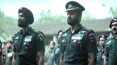 Uri Box office collections: Vicky Kaushal starrer is unstoppable at the ticket window