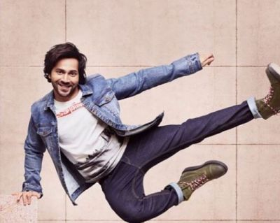 #3 first Look Out, Varun Dhawan turns rule breaker, check it out here