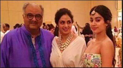 Jhanvi Kapoor will star cast in Father Boney Kapoor's Tamil remake movie of 'Pink'