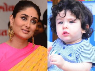 What? Taimur hates  mom Kareena Kapoor's make up, reveals dad Saif Ali Khan