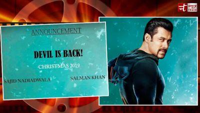Think of the devil, here comes the devil! Sajid Nadiadwala presents 'Kick 2'