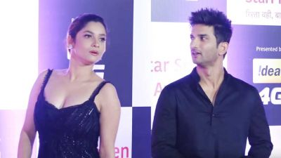 This is what Sushant Singh Rajput said on working with ex-GF Ankita Lokhande again?