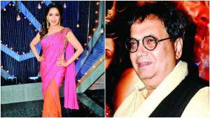 Subhash Ghai has not invited Madhuri Dixit Nene for 30th anniversary of Ram Lakhan