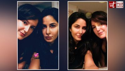 Sista love! This photo of Katrina Kaif and her sister will give you love goals