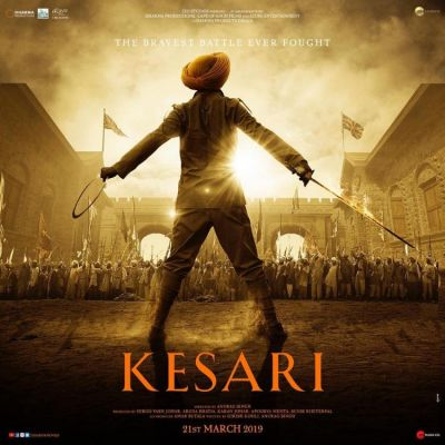 Akshay Kumar's Kesari teaser out, watch the glimpse of the unbelievable true story