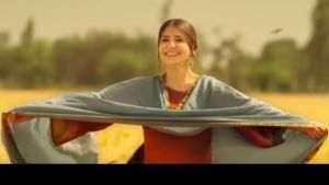 Anushka Sharma is making her own journey with taking risks